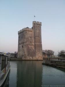 La Rochelle - l'une des trois Tours.