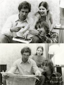 star-wars-harrison-ford-carrie-fisher-and-mark-hamill-on-the-set-of-star-wars